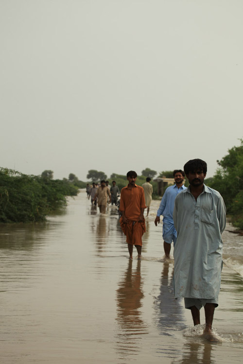 Pakistan, Floods 2010