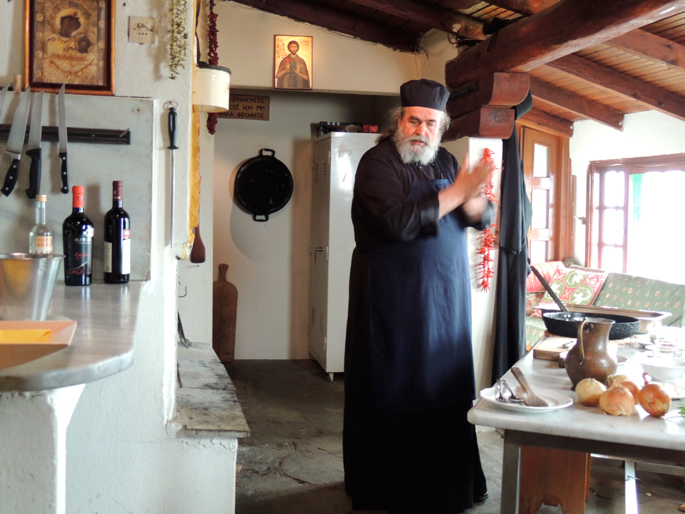 VICTUAL & PSALM, MONASTIC RECIPES OF HOLY MOUNTAIN IN GREECE